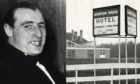 James Keltie was found bound, gagged and beaten at the Muirton House Hotel in Blairgowrie on January 11 1971.