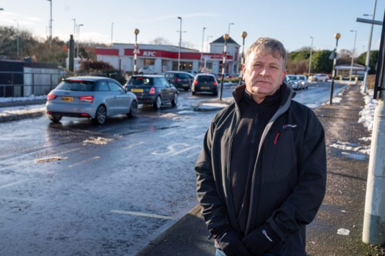 Kirkcaldy MSP David Torrance said he fears someone could soon be seriously injured or even killed if the problems are not addressed.