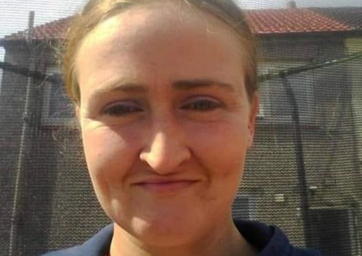 Kirsty Rosocki, who has been jailed for 18 months for robbing an OAP in Kirkcaldy High Street.