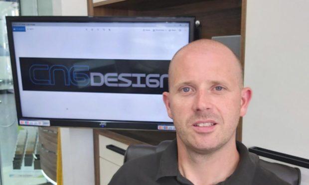 Chris Graham of CNG Design.