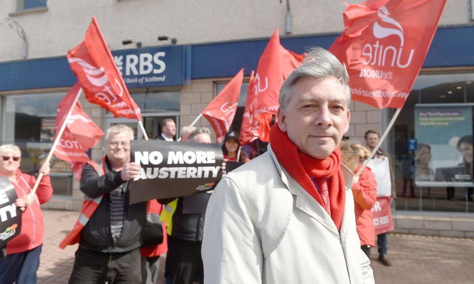 Scottish Labour leader