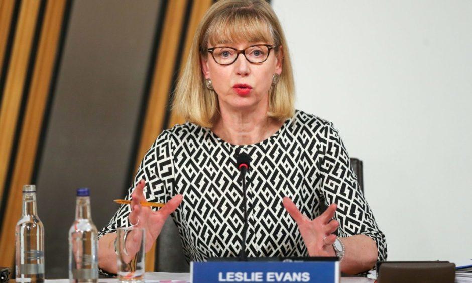Leslie Evans