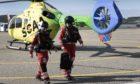 SCAA paramedics saved more lives last year.