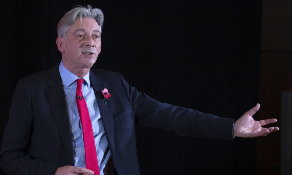 Richard Leonard MSPs