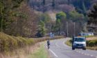 Crews constructing a walking and cycling route from Bridge of Earn to Aberargie could break ground this spring.
