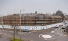 Work is nearing completion on the new care home on Glover Street in Perth