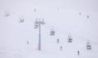Glenshee Ski Centre.