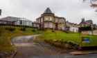 The incident happened at Balhousie Dalnaglar Care Home last March.