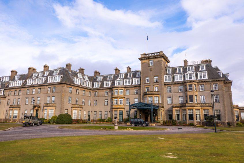 gleneagles hotel loss