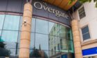 Overgate Shopping Centre in Dundee.