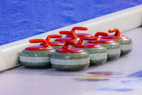 Curling at Dewar's Centre, Perth