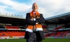Dundee United owner Mark Ogren.