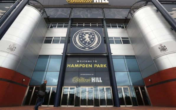 Hampden chiefs found themselves in spotlight over SPFL vote.
