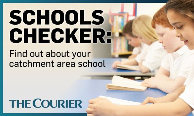 Schools Catchment Checker: Find out about the schools in your catchment area in Tayside and Fife