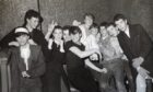 Revellers at the under-18s night at Club Feet in 1982.