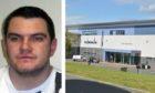 Deyan Nikolov was found dead in HMP Glenochil.