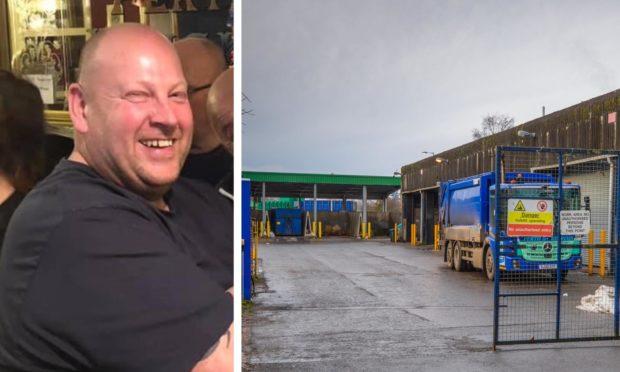Scott Hunter/Crieff Recycling Depot
