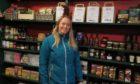 Anna Hancbach of Carnoustie Farm Shop.