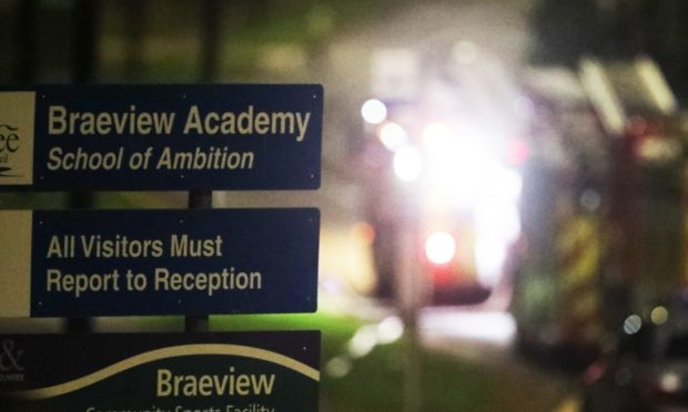 Craigie High School and Braeview Academy will become one school in 2025.