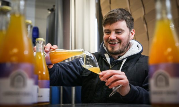 Vault City Brewing co-founder Steve Smith-Hay.