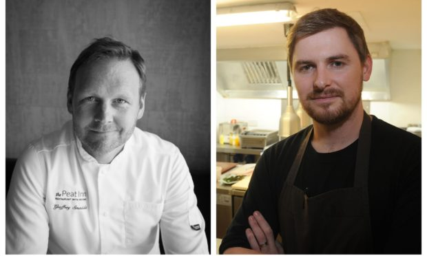 Geoffrey Smeddle and Billy Boyter have retained their Michelin Stars for 2021.