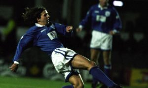 St Johnstone semi-final hero Nick Dasovic: I remember George O'Boyle lying back and giving it the old George Best one – 'Where did it all go wrong?'