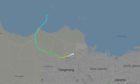 Sriwijaya Air flight SJ182 has gone missing.