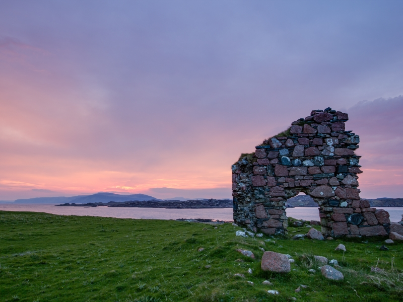 Iona, Scotland.