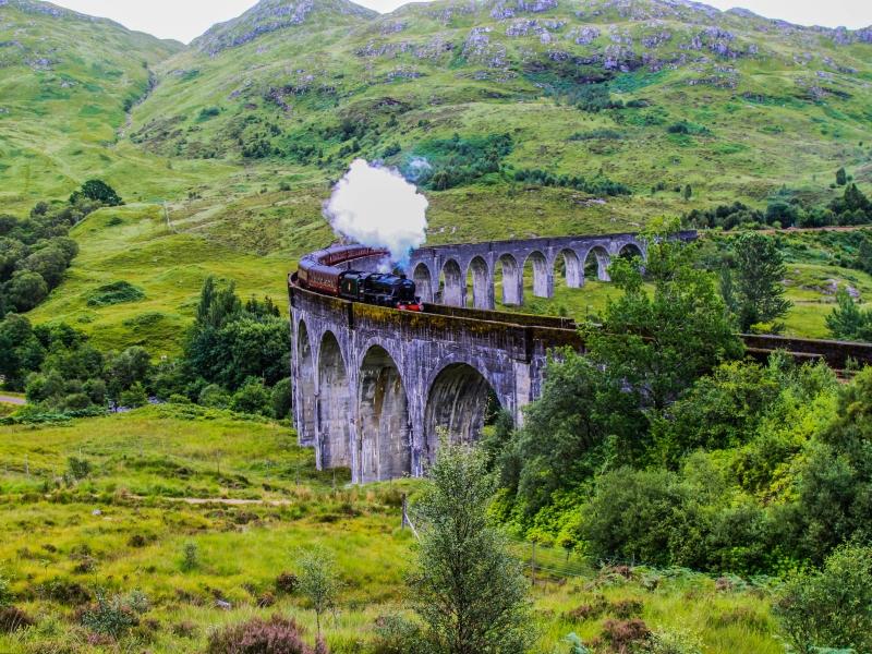 Glenfiannan Viaduct