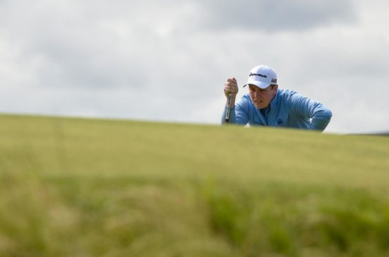 Robert MacIntyre finished third in Dubai after a final round 74.