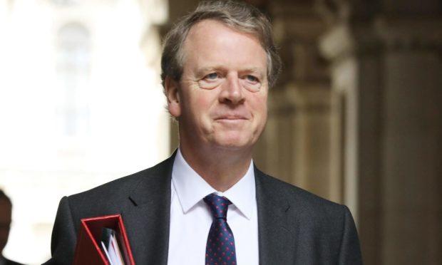 Scottish Secretary Alister Jack.