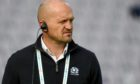 Mandatory Credit: Photo by LM/Ettore Griffoni/IPA/Shutterstock (11017938cw) Gregor Townsend (head coach Scotland) Autumn Nations Cup rugby match - Cattolica Test Match 2020 - Italy vs Scotland - 14 Nov 2020