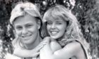 Kylie and Jason were world superstars when they arrived in Arbroath in the late-1980s.