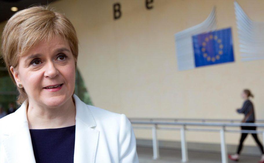 Europe Scottish independence
