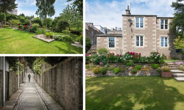 11 Strawberry Bank, Dundee, is on sale with Thorntons.