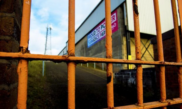 Tannadice chiefs have had to make big decisions over finance.