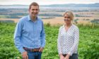 James and Sally Taylor, of Mackie's Crisps.