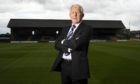 Dundee technical director Gordon Strachan.