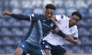 Malachi Fagan-Walcott: I'll learn more in Dundee first team than staying at Tottenham after going from Champions League to Scottish Championship