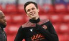 Lawrence Shankland will be key to Dundee United's top-six hopes.