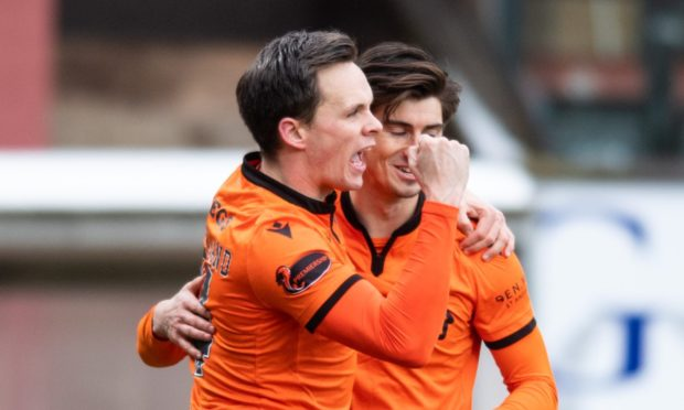 Lawrence Shankland is back to his best.