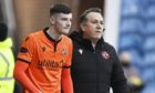 Boss Micky Mellon gave 16-year-old Kerr Smith his Dundee United debut off the bench at Rangers on Sunday.