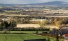 The planned expansion is to the west of Forfar.