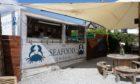 The Seafood Shack, Ullapool.