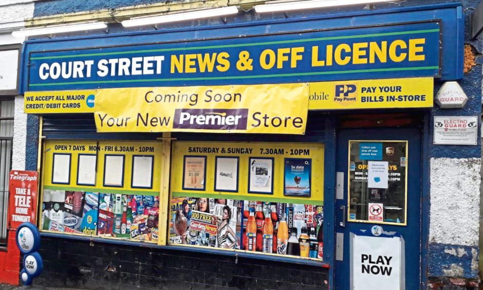 Court Street News.