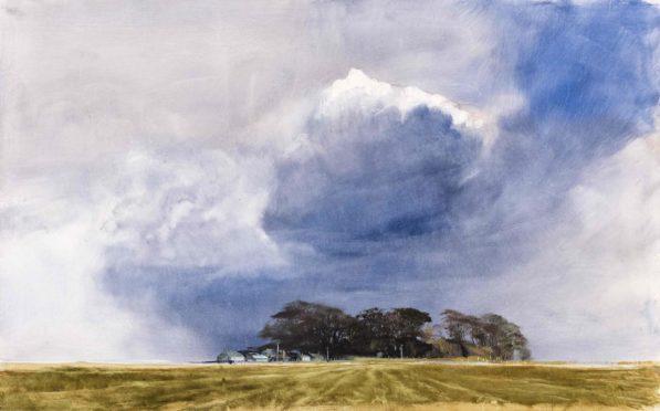 Meditation on Nether Dysart by James Morrison.