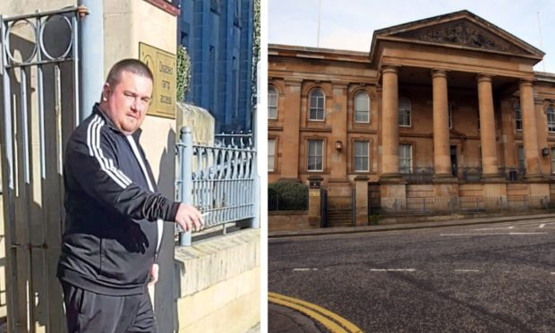 Kevin Spokes/Dundee Sheriff Court.