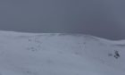 Mountain rescuers have issued a warning after reports of avalanche and large snow shifts at a Fife beauty spot.