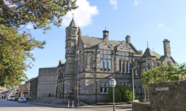 Reilly was convicted at Kirkcaldy Sheriff Court.