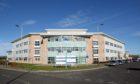 Angus House council HQ.